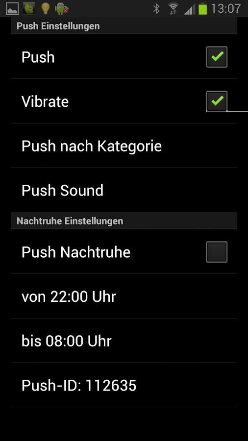 Snipz.de - dein Schn'APP'chen - screenshot