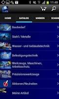 Screenshot of bws®mobile