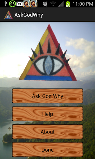 Ask God Why