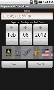 Deployment Countdown - screenshot thumbnail