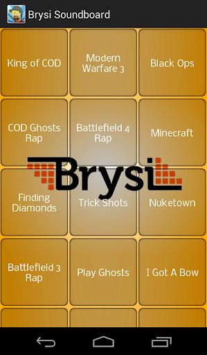 Brysi Soundboard