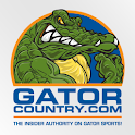 GatorCountry.com Swamp Gas For logo