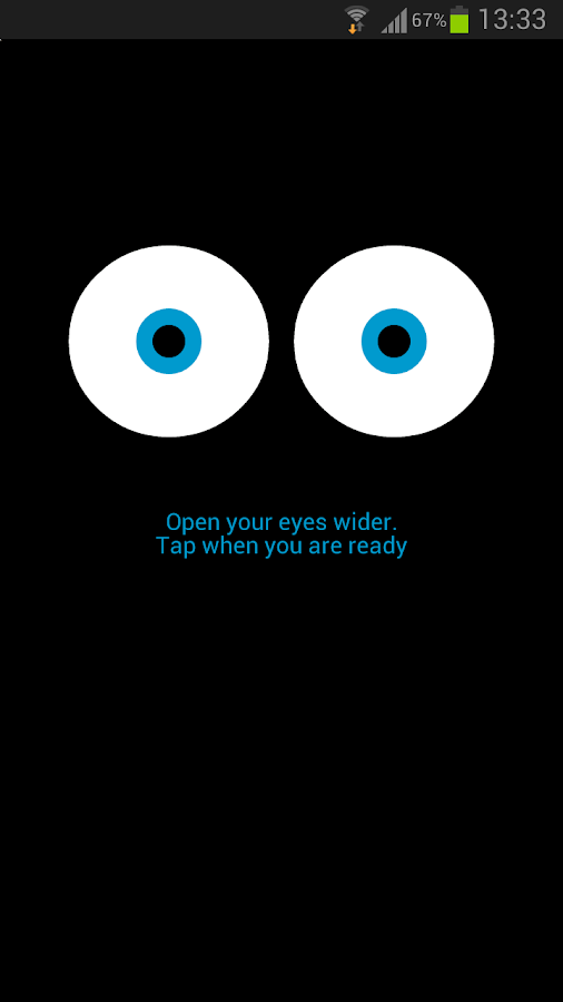 eye - Eye Tracking Prank App - screenshot