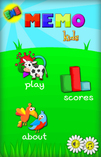 Memo Game - Kids learn English - screenshot thumbnail