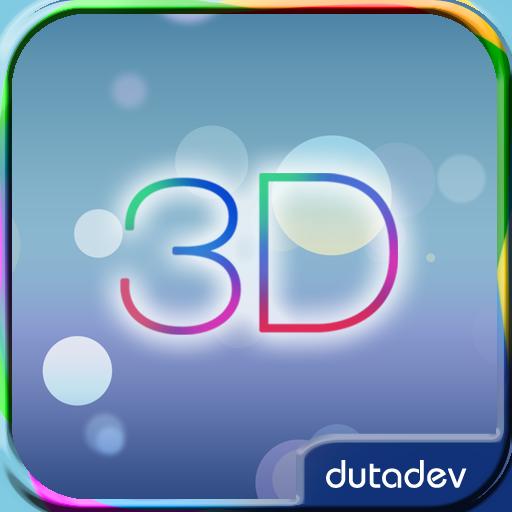 Bokeh 3D Live Wallpaper 個人化 App LOGO-APP試玩