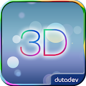 Bokeh 3D Live Wallpaper