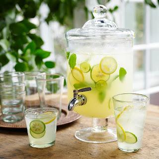 Minted Meyer Lemonade.