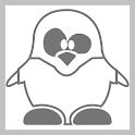 Grey frame icons icon
