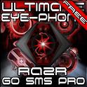 RAZR GO SMS Theme logo
