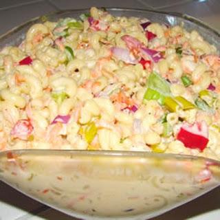 Mom's Best Macaroni Salad.