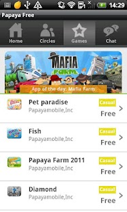 Papaya Free - screenshot thumbnail