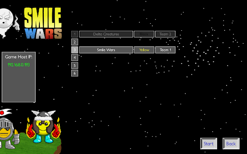 Smile Wars- screenshot thumbnail