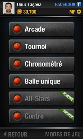 android Real Basketball Screenshot 1