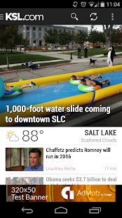 KSL News - screenshot thumbnail