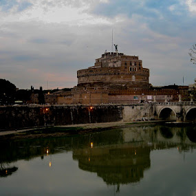 roma by Axle Ethington - Buildings & Architecture Public & Historical ( roma, rome, castle, vatican, italy )