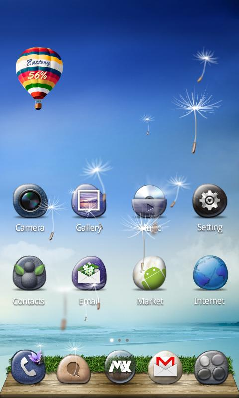 MXHome Launcher 3.1.8- screenshot