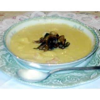 Butternut Shrimp Soup with Sherry