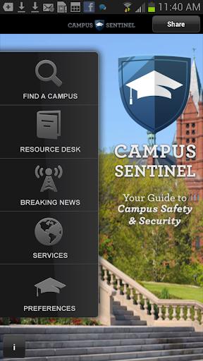 Campus Sentinel