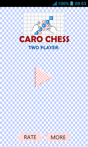 Caro Chess - Two player