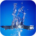 3D Water-drop Wallpaper icon