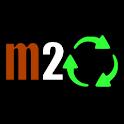 m2o Reloader logo