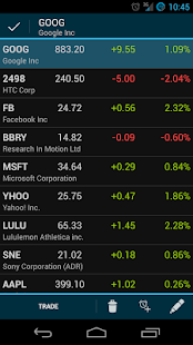 Peak Stocks - screenshot thumbnail