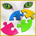 Jigsaw Puzzle Animal World icon