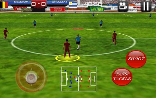 足球世界2014