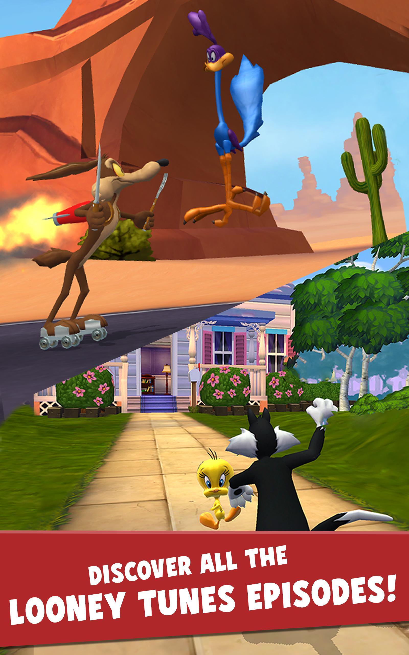 Looney Tunes Dash! screenshot #10