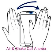 Air && Shake Call Receiver