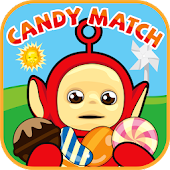 Teletubbies Candy Match