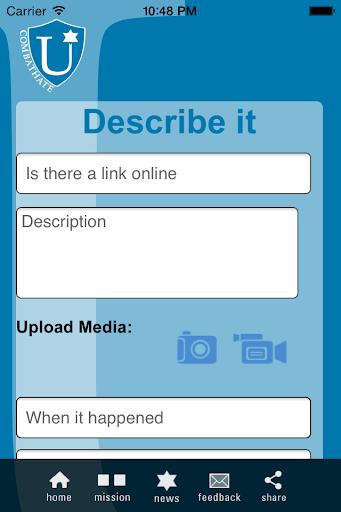 【免費教育App】CombatHateU-APP點子