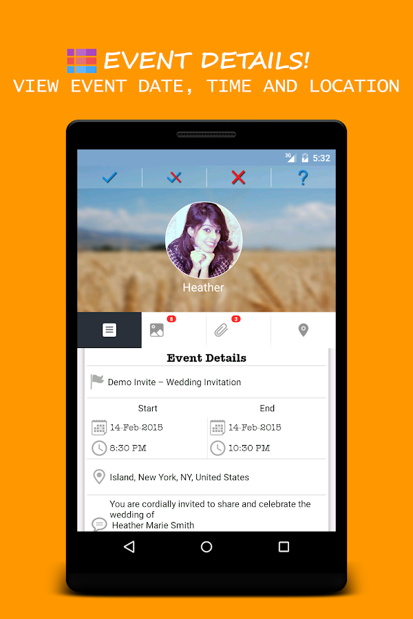 Invitation Maker City Events Android Apps on Google Play – Party Invitation App