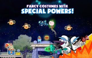 Screenshot of Ghost Toasters - Regular Show