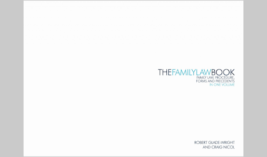 The Family Law Book- screenshot thumbnail