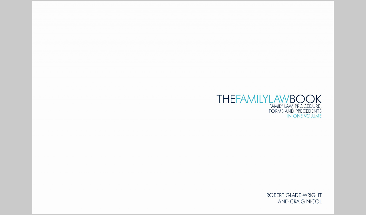 The Family Law Book- screenshot