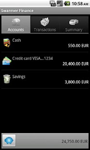 Swarmer Finance- screenshot thumbnail