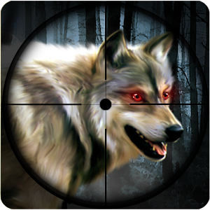 Hunter kills the wolf for PC and MAC