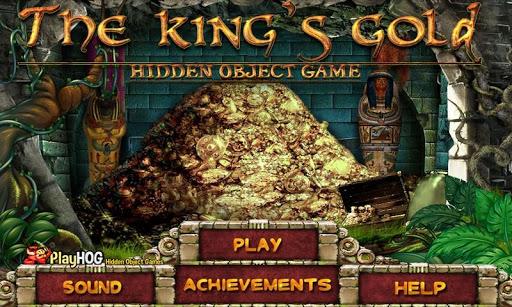 Kings Gold Free Hidden Objects