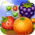 Fruit Link Line Crush Mania icon