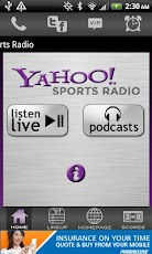 Yahoo! Sports Radio 1.1 apk