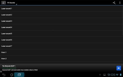 dj sound system app. dancehall sound effects- screenshot thumbnail dj system app