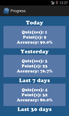 SAT Vocabulary - screenshot