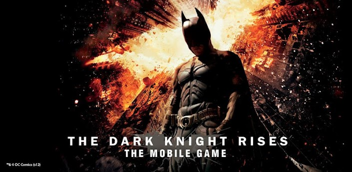 The Dark Knight Rises' mobile game now available on iOS and Android | Download