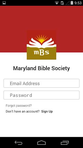 Maryland Bible App