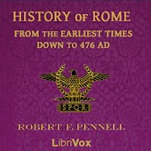 History of Rome to 476 AD