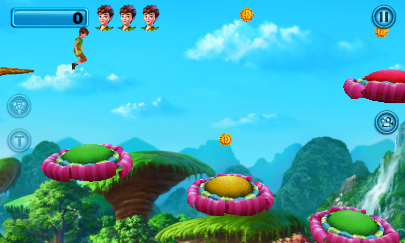 Peter`s Neverland- screenshot
