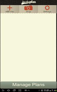 Instaplan screenshot