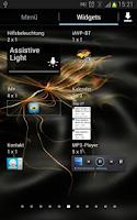 Screenshot of Blue CarAudio M 2.0