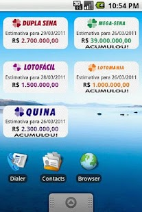 Loteria do Brasil- screenshot thumbnail